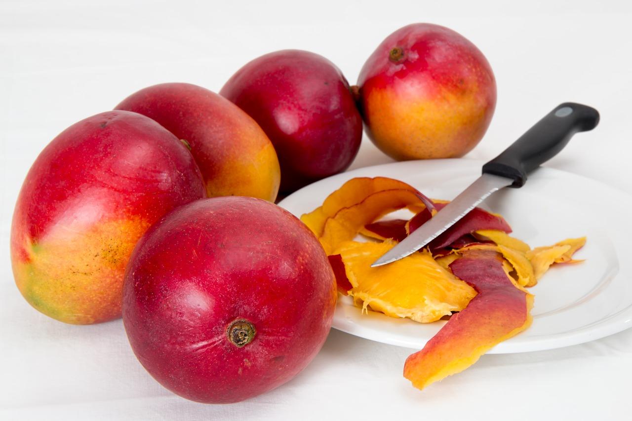 Mango dla smaku i dla zdrowia
