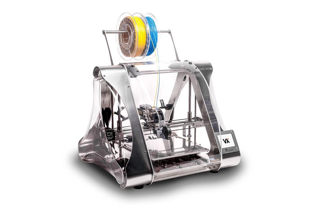Szerokie możliwości zastosowania drukarek 3D
