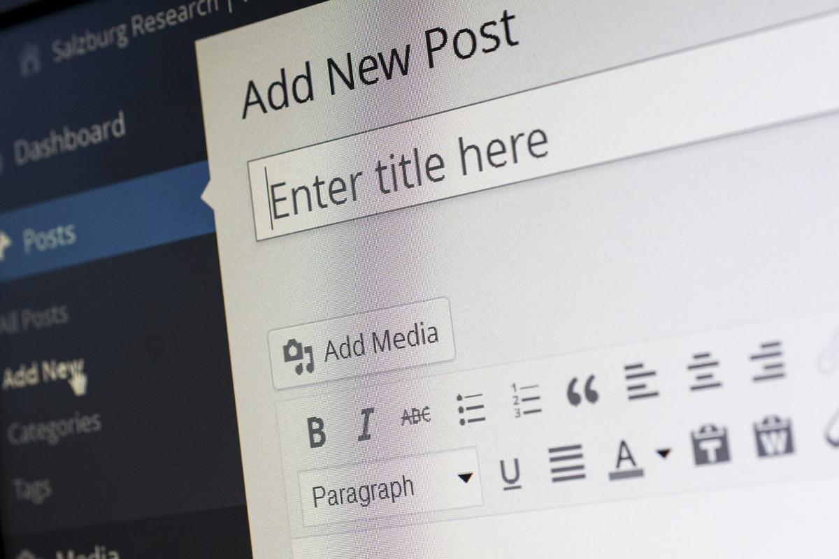 Tworzenie stron WordPress – najlepsza usługa