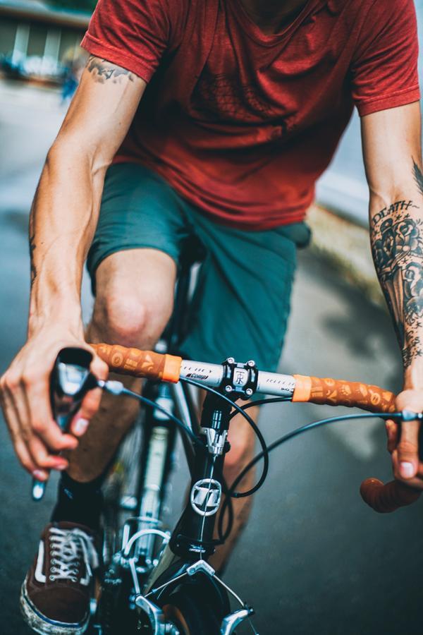 Uwielbiasz jeździć na rowerze?