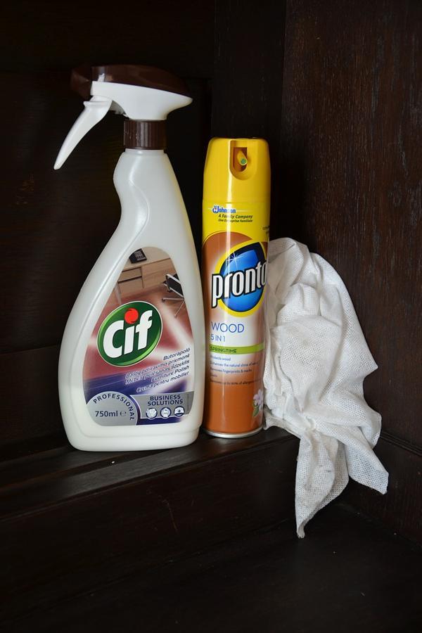Czy w waszej kuchni i łazience są ciągle te same produkty?